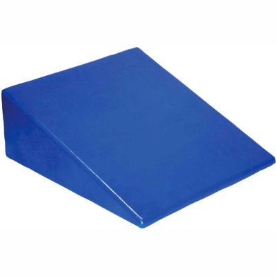 "Skillbuilders® Positioning Wedge, Blue, 22""L x 20""W x 8""H"