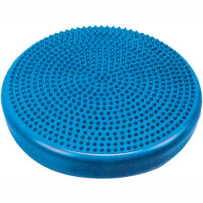 "CanDo® Inflatable Vestibular Seating/Standing Disc, 35 cm (14""), Blue"