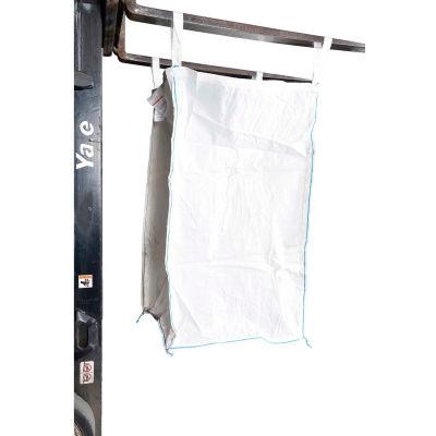 """Fabric FIBC Bulk Bag 36""""W X 36""""Lx 63""""H - Pkg Qty 5"""
