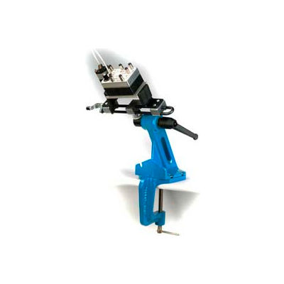 Jerry-Rig™ Universal Work Positioner (JR100) w/2 Jaw Vise & Steel Clamp