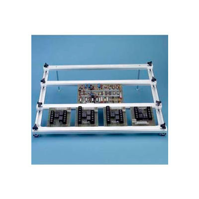 Fancort Economical Lightweight PCB Assembly Fixture With 4 Rails