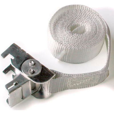 Zip-A-Duct™ Fixing Strap With Galvanized Hardware for 12 To 20 Inch Diameter Ducts