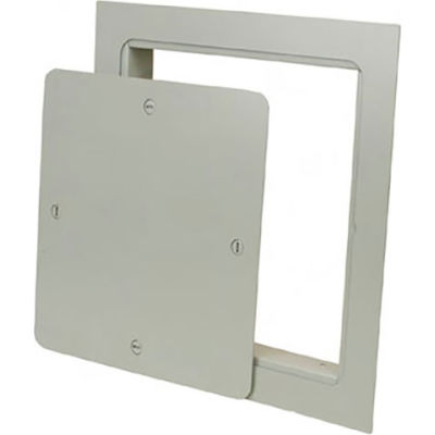 The Williams Brothers RP 110 8X8 Steel Removable Panel Access Door, Cam Latch