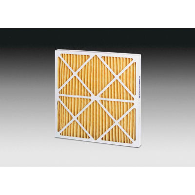 "Global Industrial™ High Capacity Pleated Air Filter, MERV 11, 30-5/8""Wx15""Hx1""D - Pkg Qty 12"
