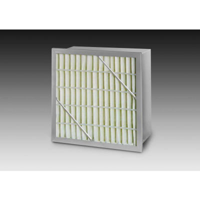 """24""""W x 24""""H x 12""""D Rigid Cell MERV 15 Air Filter - Synthetic - Global Industrial™"""