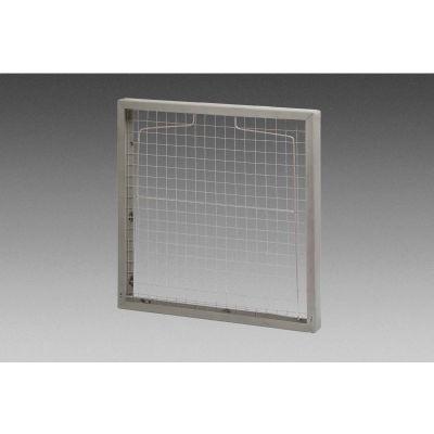 "25""W x 16""H x 2""D Pad Holding Frame  - Global Industrial™ - Pkg Qty 4"