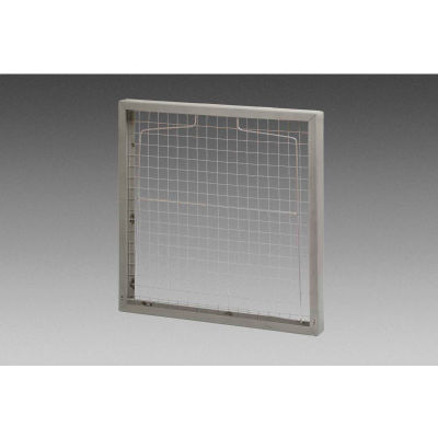 "25""W x 20""H x 2""D Pad Holding Frame  - Global Industrial™ - Pkg Qty 4"
