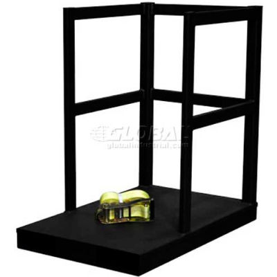 """Cylinder Pallet Stand, 24""""W x 36""""D x 38""""H, 4 Cylinder Capacity"""
