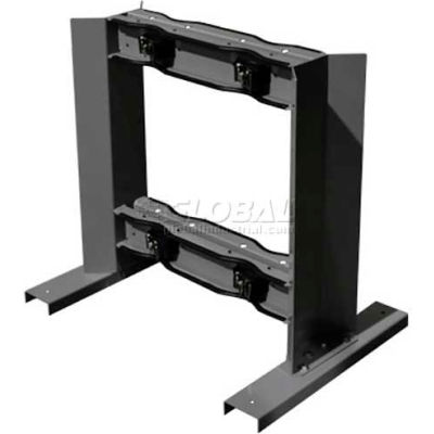 "Floor Stand, 32""W x 23""D x 30""H, 4 Cylinder Capacity"
