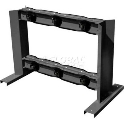 "Floor Stand Rack, 44""W x 23""D x 30""H, 6 Cylinder Capacity"
