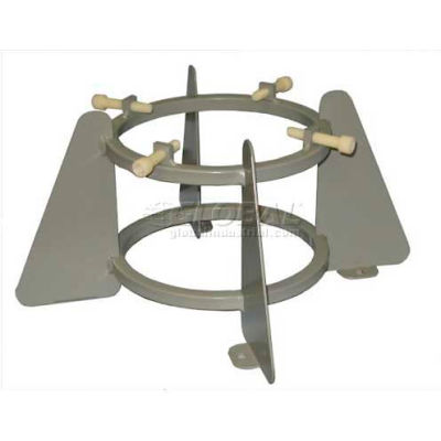"""Ring Style Stand, 14-1/2""""W x 14-1/2""""D x 7""""H, 1 Bottle Capacity"""
