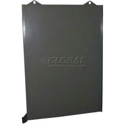 "Fire Resistant Wall Panel, Marinite I™ Fire Block in Steel Shell, 52"" x 75"""