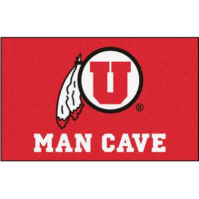 Mats Amp Runners Logo Fan Mats University Of Utah Man