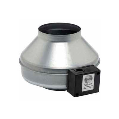 """6"""" In-Line Duct Fan With Metal Housing 483 CFM"""