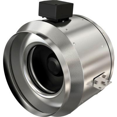 """Fantech Inline Mixed Flow 10"""" Duct Fan FKD 10XL, 115V, 1266 CFM"""