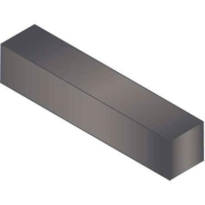 "Machine Key - 3/8"" x 3/8"" x 4-1/2"" - Form B - Steel - Plain - Undersize - ANSI B17.1 - Pkg Qty 10"