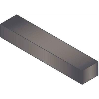 "Machine Key - 7/16"" x 5/8"" x 2-1/2"" - Form B - Steel - Plain - Undersize - ANSI B17.1 - Pkg Qty 10"
