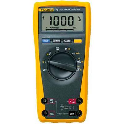 Fluke 175 ESFP True RMS Digital Multimeter, 6,000 Count