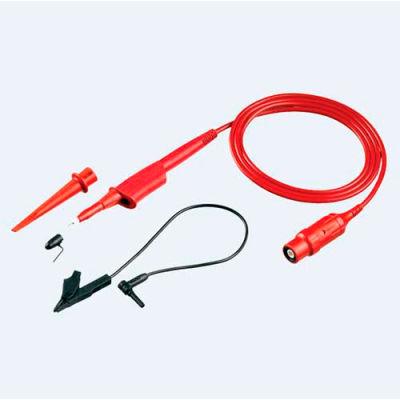 Fluke VPS220-R 1001 Voltage Probe Set, Red, 200 MHz,1.2M