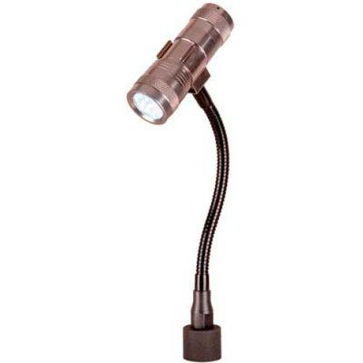 Fowler 52-630-451-1 Universal Magnetic Mini Flex Bar with LED Flashlight