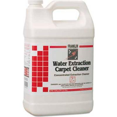 Franklin Water Extraction Carpet Cleaner, Gallon Bottle, 4 Bottles - F534022