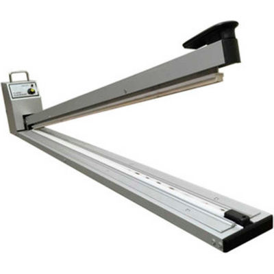 "Sealer Sales FS-1000H 40"" Long Hand Sealer w/ 3mm Seal Width"