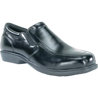 Florsheim® FS2005 Men's Coronis Polishable Slip On Shoes, Black, Size 8.5 EEE