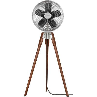 Fanimation FP8014SN Arden Pedestal Fan, 1280 RPM, Satin Nickel