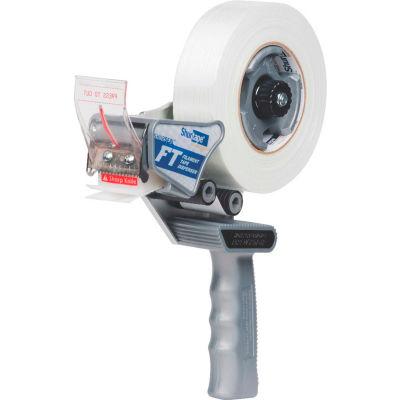 """Shurtape® FT 36 Filament Tape Dispenser, 1-1/2""""W, White"""