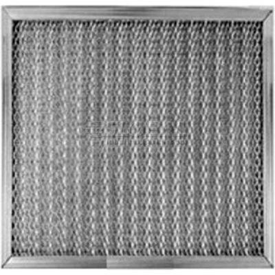 "Filtration Manufacturing 0506-24242 Mesh Filter Galvanized Steel Medium Weight 24""W x 24""H x 2""D"