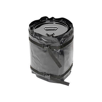 Powerblanket® Insulated Drum Heater For 5 Gallon Drum, Up To 100°F, 120V