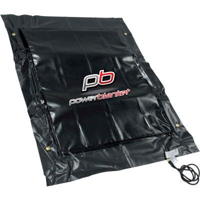Powerblanket® Extra Hot Flat Heating Blanket, 150°F Fixed Temp, 5'Lx4'W, 120V