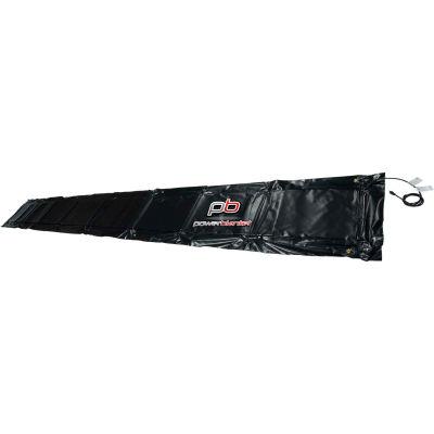 Powerblanket® Multi-Duty Flat Heating Blanket, 100°F Fixed Temp, 21'Lx6'W, 120V