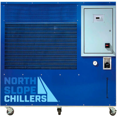 North Slope Chillers Freeze 5 - Ton Industrial Chiller 65,000 BTU's per Hour