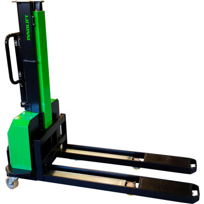 "INNOLIFT Large Open Bottom Self-Lifting Pallet Loader IL600.1000 37-1/2"" Lift - 1325 Lb. Capacity"