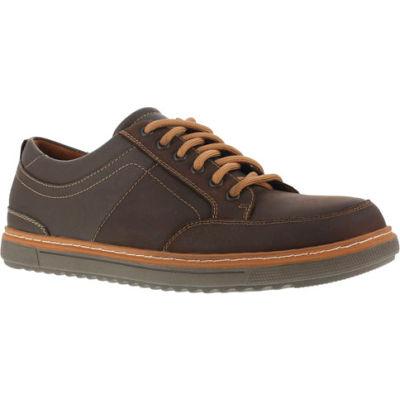 Florsheim FS2600-8.5-D Gridley Urban Casual Shoe, Plain Toe, ESD, Men's, Size 8.5