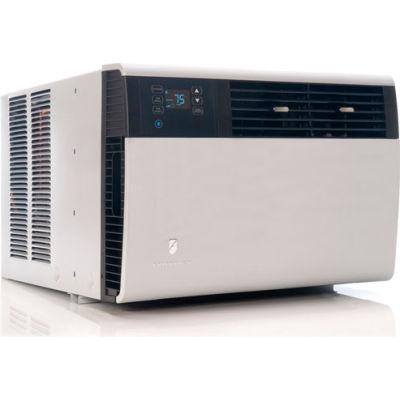Friedrich KEQ08A11A Commercial Kuhl+ Elec. Heat Window/Wall AC, 8000 BTU Cool, 4000 BTU Heat, 115V
