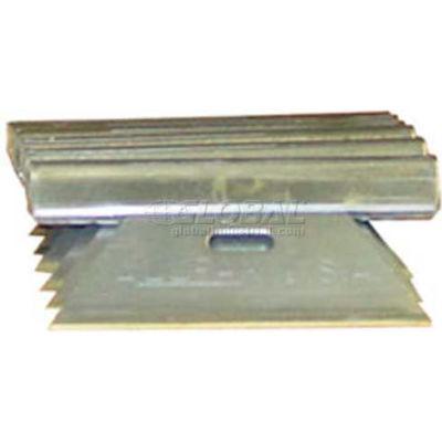 AllPax® Gasket Cutter Blades AX1600, Regular Duty, 6-PK
