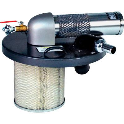 """Guardair 30 Gallon B Pneumatic Vacuum Generating Head w/ 1.5"""" Inlet - N301BX"""
