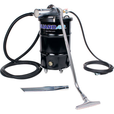 "Guardair 30 Gallon D Vacuum Unit w/ 1.5"" Inlet & Attachment Kit - Static Conductive - N301DCNED"