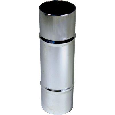 "Guardair 3"" Steel Vacuum Hose Coupler For 1.5"" Hose - N672 - Pkg Qty 10"