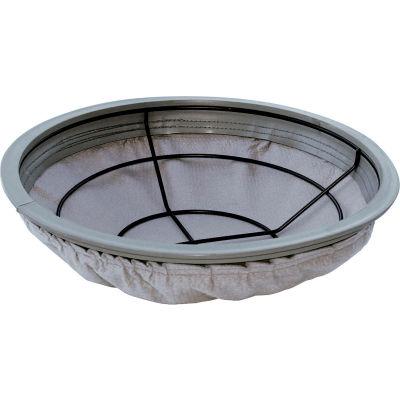 Guardair Standard Cloth Filter Assembly - 4 Gallon Pneumatic Vacuum - N805