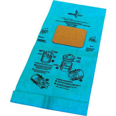 Guardair Single Ply Recovery Bags - 4 Gallon Pneumatic Vacuum - N812B - Pkg Qty 2