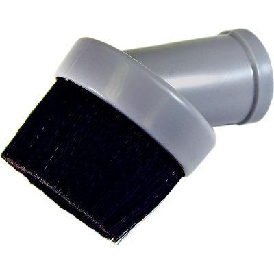 """Guardair 3"""" Diameter Round Plastic Brush Tool For 1.25"""" Vacuum Hose - N843 - Pkg Qty 5"""