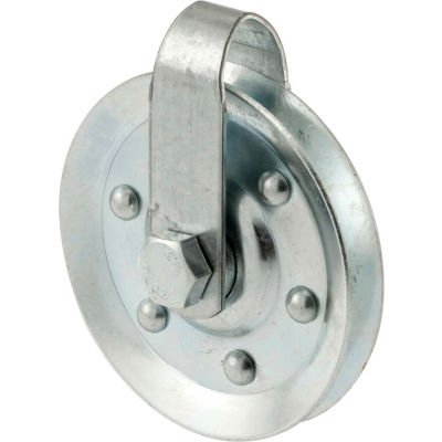 """Prime-Line GD 52109 Pulley with Strap & Axle Bolt, 3"""""""