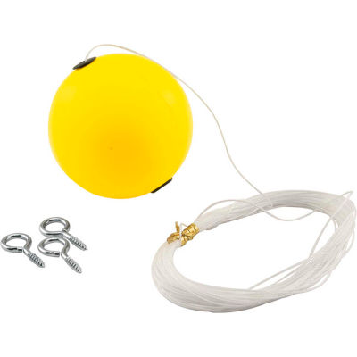 Prime-Line GD 52286 Stop-Right, Retracting Stop Ball for Garages