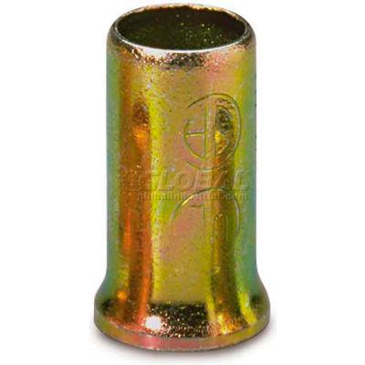 Gardner Bender 10-411 Zinc-Plated Steel Crimp Connectors, 18-8 Awg - 50 pk.