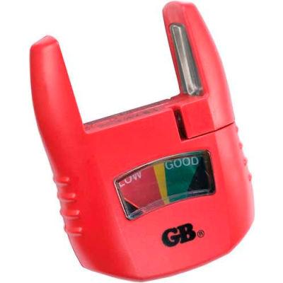 Gardner Bender GBT-3502 Battery Tester, D, C, Aaa, Aa, 9v