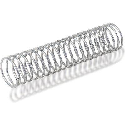 Compression Spring - 0.375 OD x .0348 Wire Dia - MBHD - Zinc - USA - Pkg of 12 - Gardner C35C