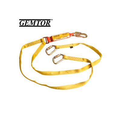 Gemtor TB1101LY6, Tie-Back Lanyard 6 ft.